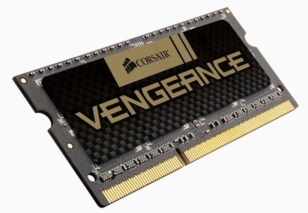 Corsair Vengeance 16gb (2x8gb) Ddr3 Sodimm 1600mhz 1.5v 10-10-10-27 204pi (CMSX16GX3M2A1600C10)