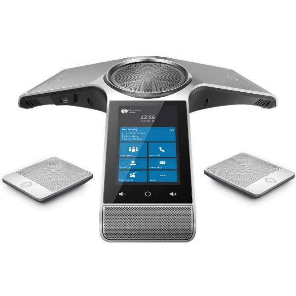 Yealink Cp960wm Optima Hd Ip Conference Phone Optima Hd Voice Full Duplex (SFB-CP960-WM)