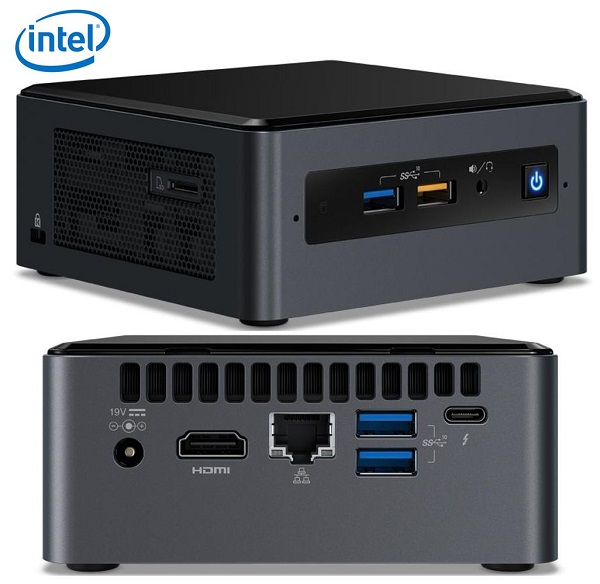 Intel Nuc Mini Pc I5-8259u 3.8ghz 16gb Optane 4gb Ddr4 1tb Hdd Windows  (BOXNUC8I5BEHFA4)