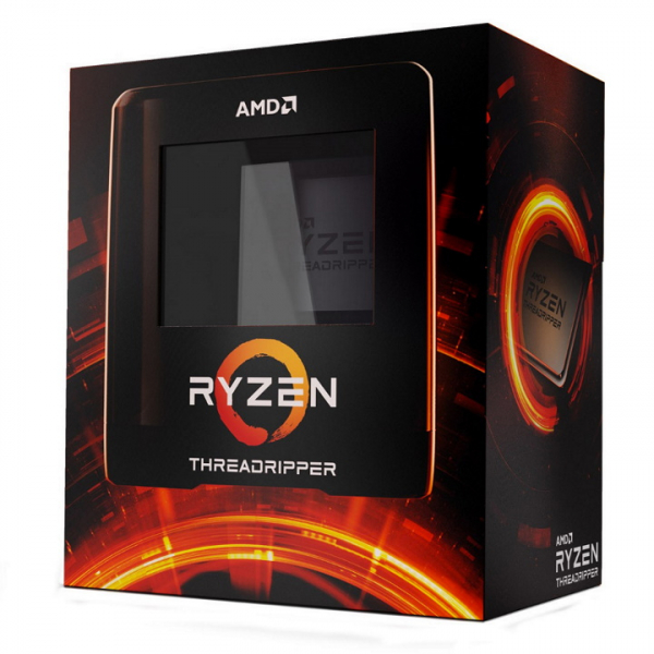 Amd Ryzen Threadripper 3970x Processor 32 Core/64 Threads Unlocked Ma (100-100000011WOF)