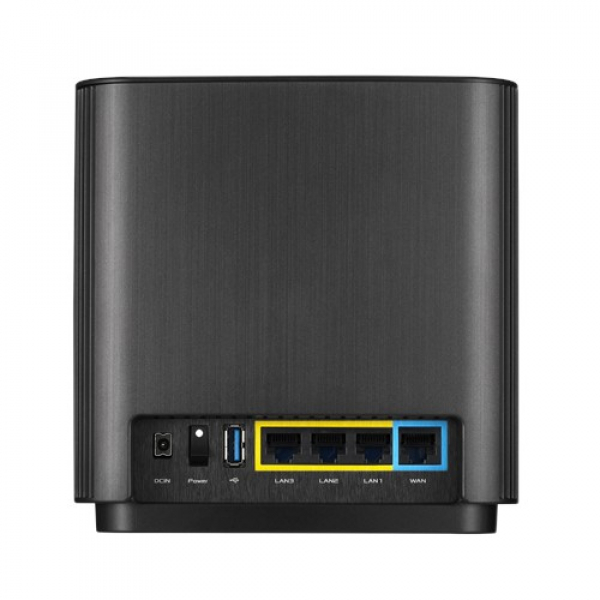 Asus Ax3000 Tri-band Gigabit Router 802.11ax Gbe(3)usb 3.1(1)ant(6)3yr (ZENWIFI-CT8)