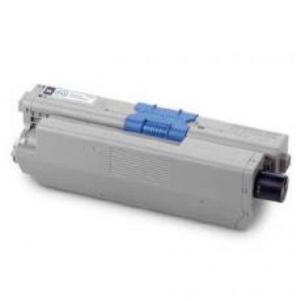 OKI Toner Cartridge For Mc862 Cyan 10000 Pages 44643027