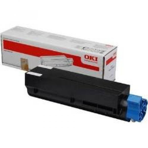 OKI Black Toner Yield 1500 Pages For B401 44992406