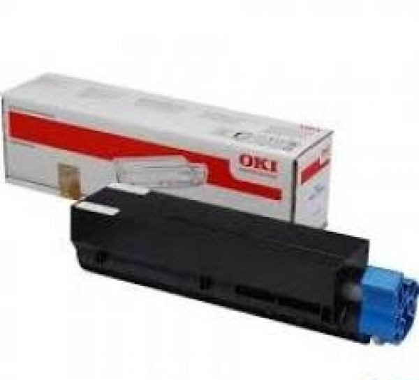 OKI Black Toner Yield 2500 Pages For B401 44992407