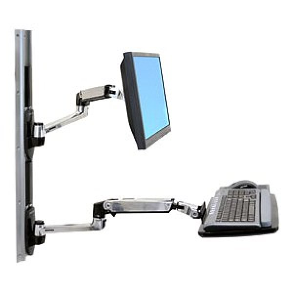 ERGOTRON Lx Ii Wall Mount Lcd & Keyboard With 45-247-026
