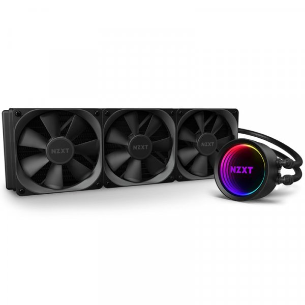 Nzxt Kraken X73 Rgb Enclosed Liquid Cooling System (NZT-RL-KRX73-01)
