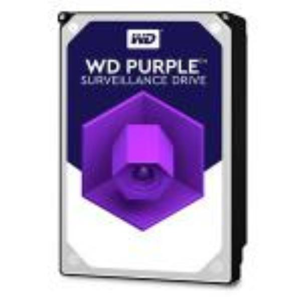 "Western Digital Wd Hdd 3.5"" Internal Sata 10tb Purple 7200 Rpm 3 Year Warrant (WD102PURZ)"
