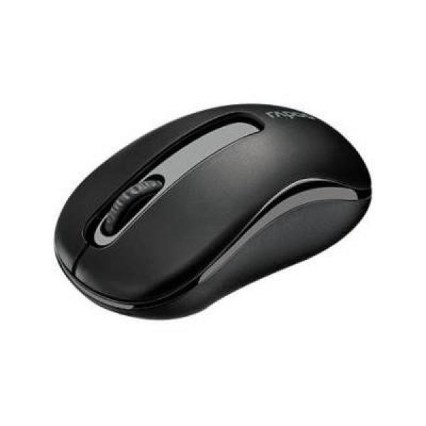 Rapoo Wireless Optical Mouse Balck 2.4g Wireless /1000dpi/12 Months Bat (M10)