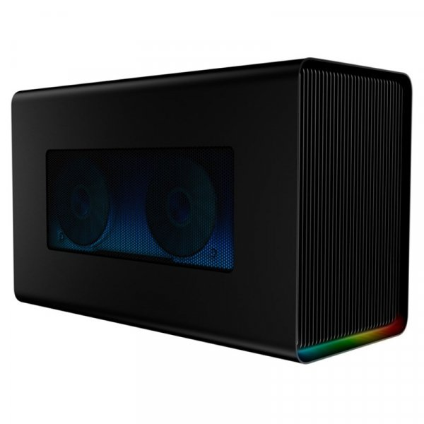 Razer (ch) Core X Chroma (thunderbolt 3 - External Graphics Enclosure ) (RC21-01430100-R3B1)