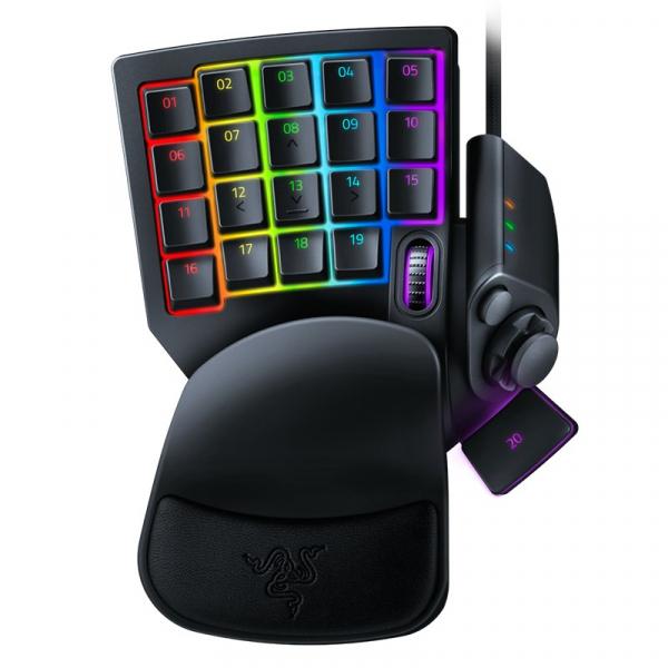 Razer Tartarus Pro - Analog Optical Gaming Keypad - Frml Pkg (RZ07-03110100)