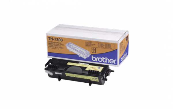 Brother Mono Laser Tn - Up To 3300 Pages (TN-7300)