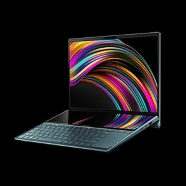 Asus Zenbook Duo W/screenpad+ I7-10510u Win10-p 14.0