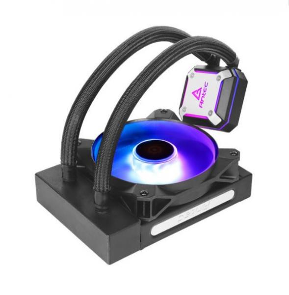 Antec Neptune 120 Argb Advanced Liquid Cpu Cooler Pwm Led Fan Ptfe Tubi (NEPTUNE-120ARGB)