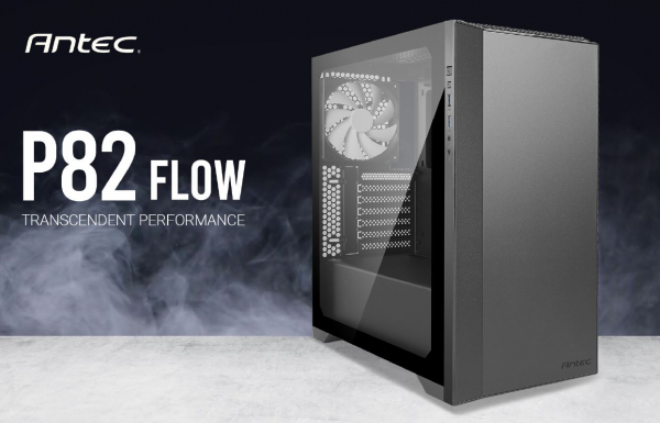 Antec P82 Flow 4x 140mm White Fan. Extreme Cooling Configurations Vga 3 (P82 FLOW)