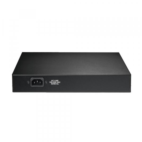 Edimax 8 Ports Gigabit Poe+ Switch (8 Poe+ Ports 150w) Fan-less (GS-1008P V2)