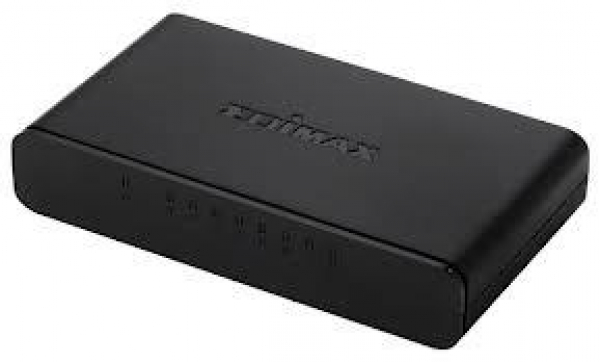 Edimax 8 Port 10/100 Switch Fast Ethernet Desktop Switch (ES-3308P)