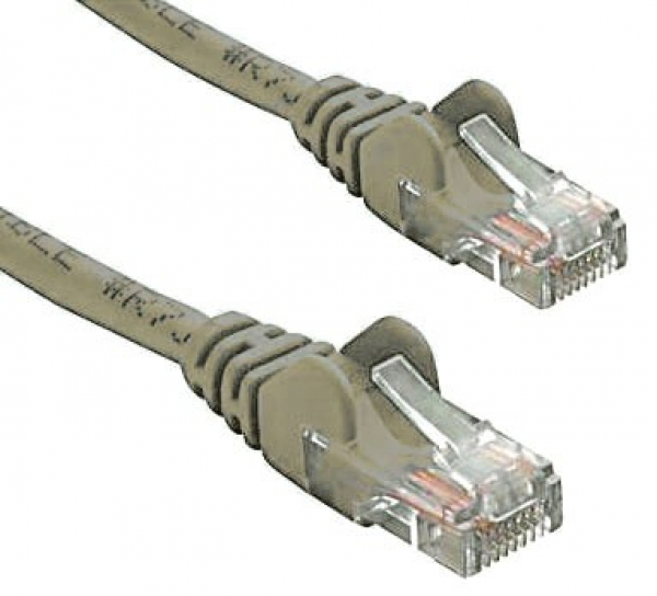 8ware 8ware Cat5e Utp Ethernet Cable 1m Grey (KO820U-1GRY)