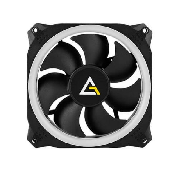 Antec Prizm 120mm Argb Pwm Fan V2 Dual-ring Hydraulic Bearing 18 Indepe (PRIZM120ARGB)