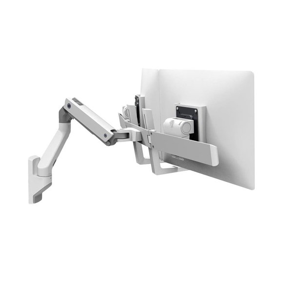 ERGOTRON Hx Wall Dual Monitor Arm White ( 45-479-216