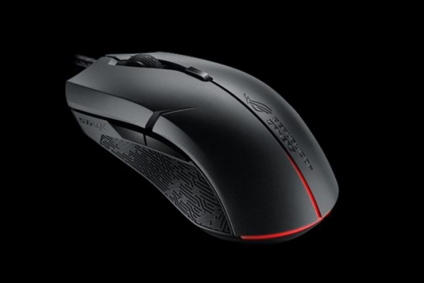 Asus Gaming Mouse Aura Rgb Lighting With Aura Sync Support (ROG STRIX Evolve P302)