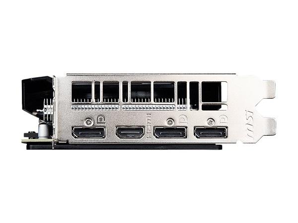 Msi Nvidia Geforce Rtx 2060 Super Ventus Gp Oc 8gb Gddr6 8k 7680x4320 (RTX 2060 SUPER VENTUS GP OC)