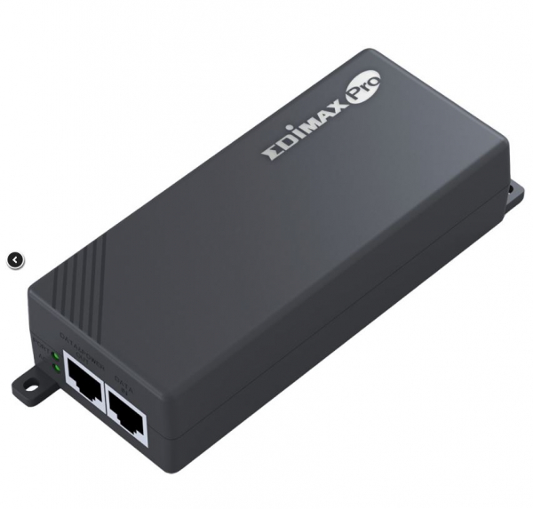 Edimax Ieee 802.3at Gigabit Poe+ Injector (GP-101IT)