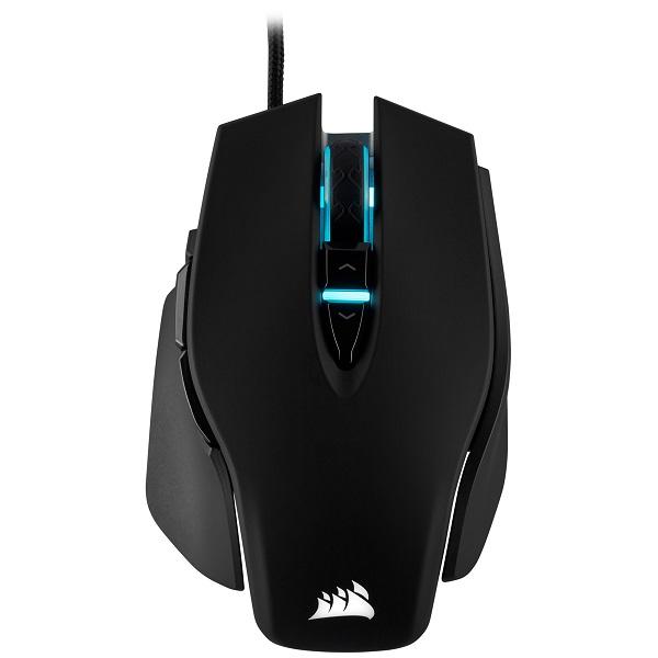 Corsair M65 Rgb Elite Tunable Fps Gaming Mouse Black 18000 Dpi Optical Ic (CH-9309011-AP)