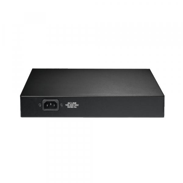 Edimax 8 Port 10/100m Poe+ Switch (8 Poe+ Ports150w) Fan-less (ES-1008P V2)