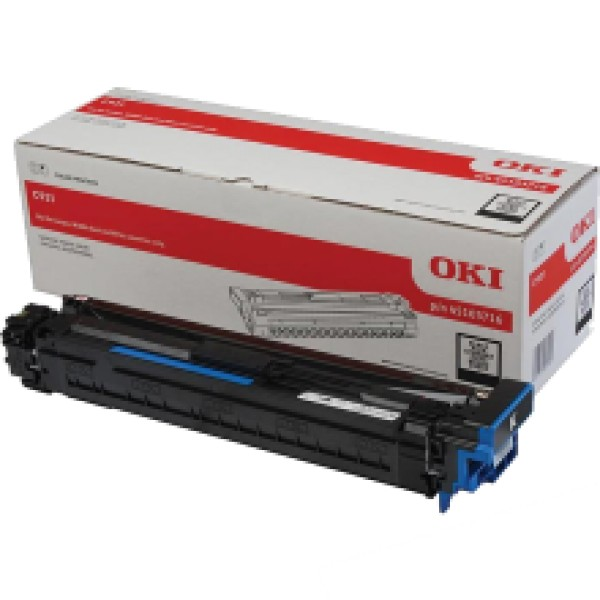 OKI Black Drum Unit 40000 Page Yield For C911 45103734