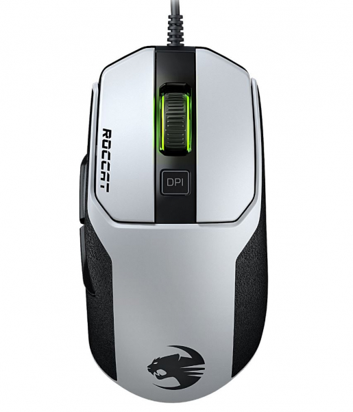 Roccat Roccat Kain 102 Aimo Rgba High Performance Gaming Mouse (white Ve (ROC-11-610-WE)