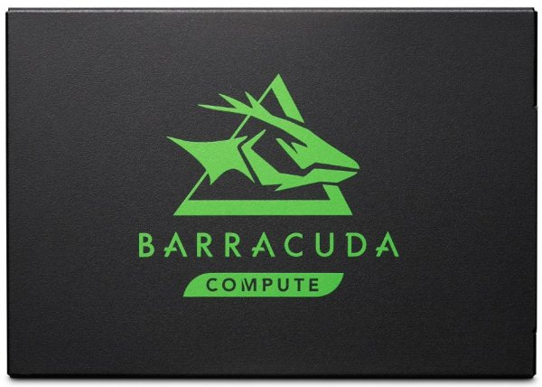 Seagate 2.5' 500gb Sata Barracuda 560r/540w Ssd 5 Years Warranty (ZA500CM1A003)