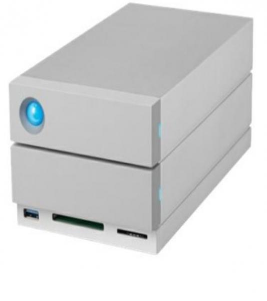 Seagate Lacie 28tb 2big Thunderbolt 3 - Hard Drive Array - 2 Bays (sata)  (STGB28000400)