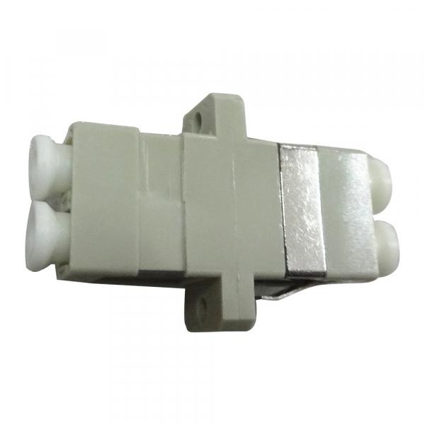 Linkbasic Fibre Optic Adaptor Lc Multimode Duplex Coupler (pack Of 5) (ADPT-LC-MM-DPLX)