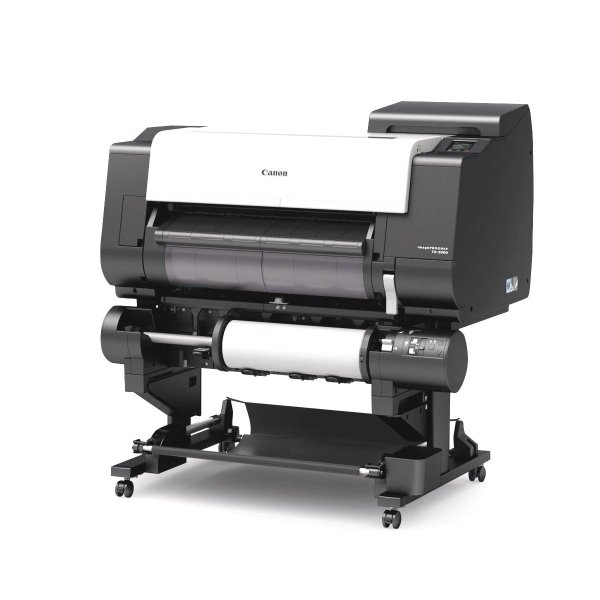 Canon Ipftx-2000 24 5 Colour Pigment Large Format Printer (TX2STACK_IND)