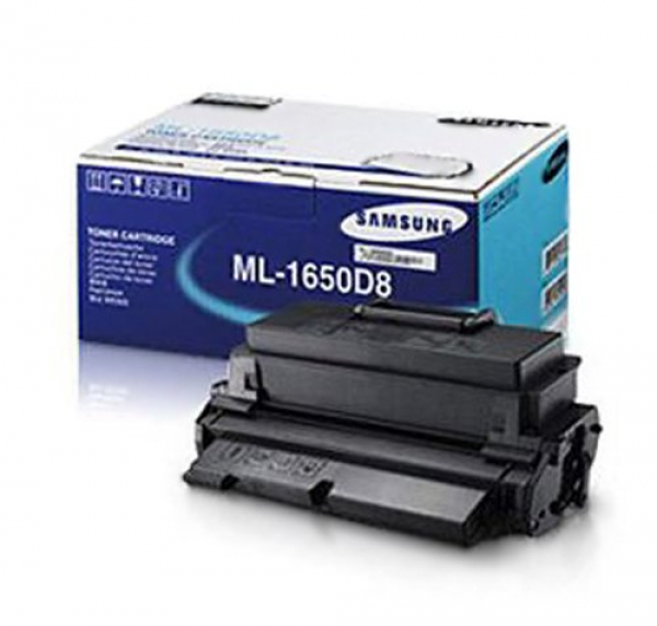 Samsung Toner For Ml-1650 & 1651n (8k) Spcl Price While Stocks Last (ML-1650D8/SEE)