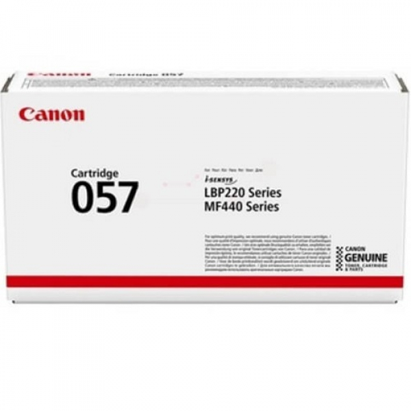 Canon Black Cartridge For Lbp228x Lbp226dw Lbp223dw Mf449x Mf445dw 3.1k (CART057)