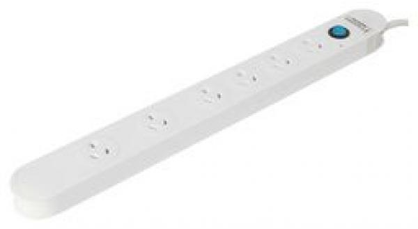 Masterplug Power Boards With Switch & Surge (PB633)