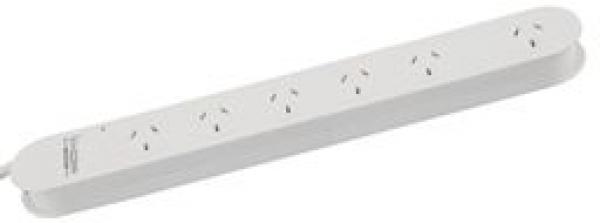 Masterplug Surge Protected Power Board  (PB632)
