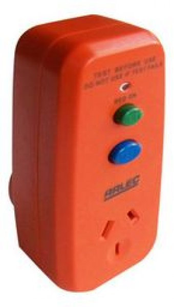 Arlec Rcd Safety Switch Inline (CPCD859)