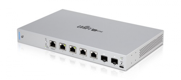 Ubiquiti 10 Gigabit 6-port 802.3bt Unifi Switch (US-XG-6POE-AU)