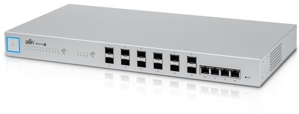 Ubiquiti Unifi 10g 16-port Managed Aggregation Switch (US-16-XG-AU)