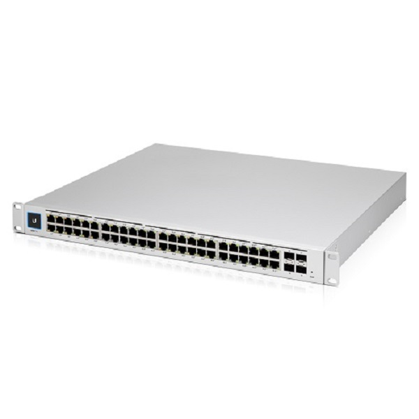 Ubiquiti Unifi 48 Port Managed Gigabit Layer2 And Layer3 Switch With Auto- (USW-Pro-48-POE-AU)