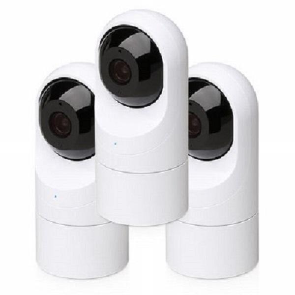 Ubiquiti Camera Unifi Video G3-flex Camera 3 Pack (UVC-G3-FLEX-3)