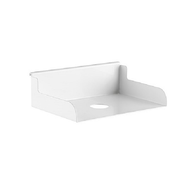 Brateck File Holder Weight Capacity 3kg-matte White (SW03-10)