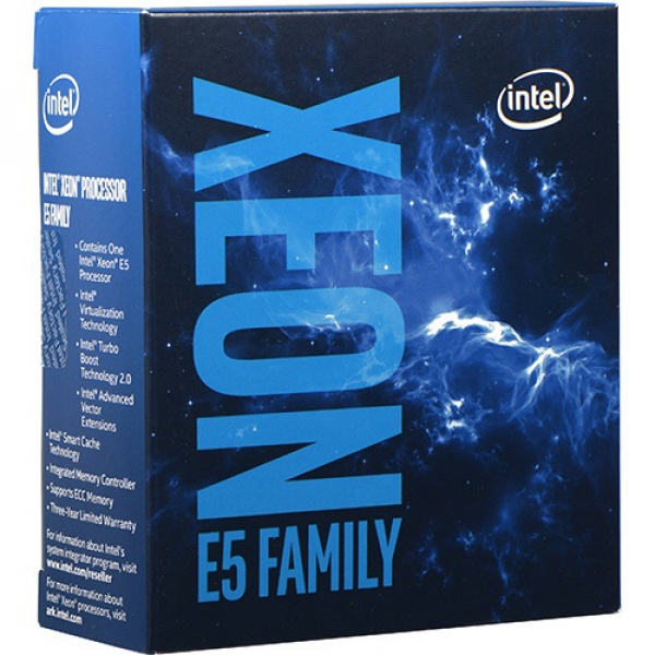 Intel E5-2637v4 Quad Xeon 3.5ghz 15mb Cache 135w - Server Builds Only (CM8066002041100)