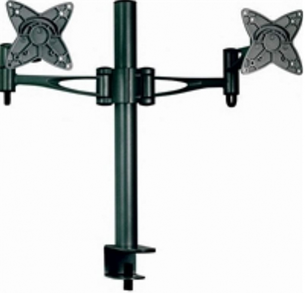 Astrotek Dual Monitor Arm Desk Mount Stand 36cm For 2 Lcd Displays 21.5' 2 (AT-LCDMOUNT-2H)