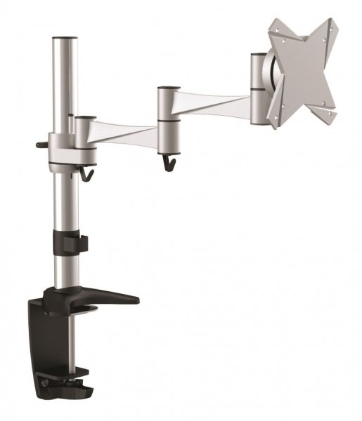 Astrotek Monitor Stand Desk Mount 43cm Arm For Single Lcd Display 21.5' 22 (AT-LCDMOUNT-1S)