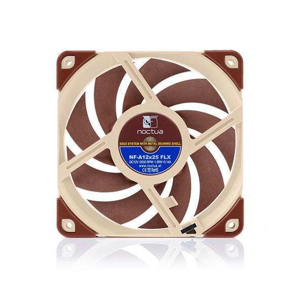 Noctua 120mm Nf-a12x25 Flx 2000rpm Fan (NF-A12x25-FLX)