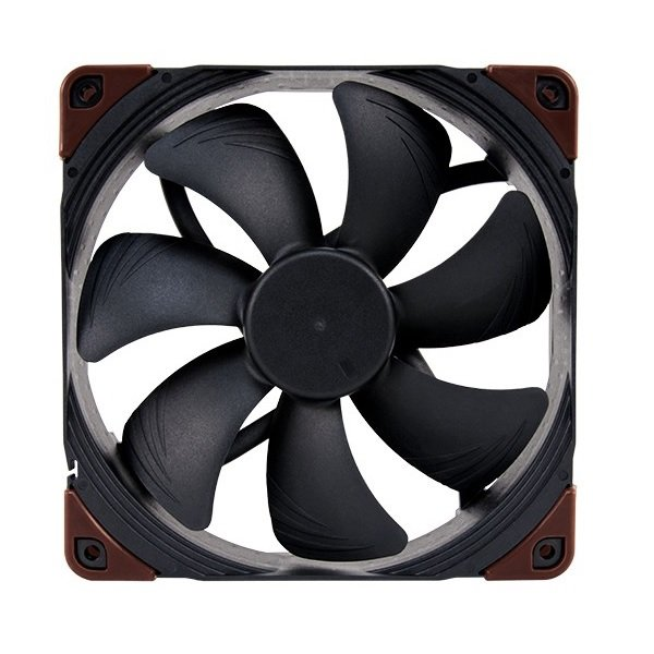 Noctua 120mm Nf-f12 Industrialppc Ip52 Pwm Fan (max 3000rpm) (NF-F12-iPPC-3000-PWM)