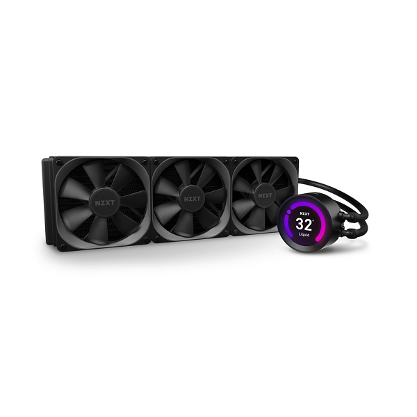 Nzxt Kraken Z73 Customisable Enclosed Liquid Cooling System (NZT-RL-KRZ73-01)